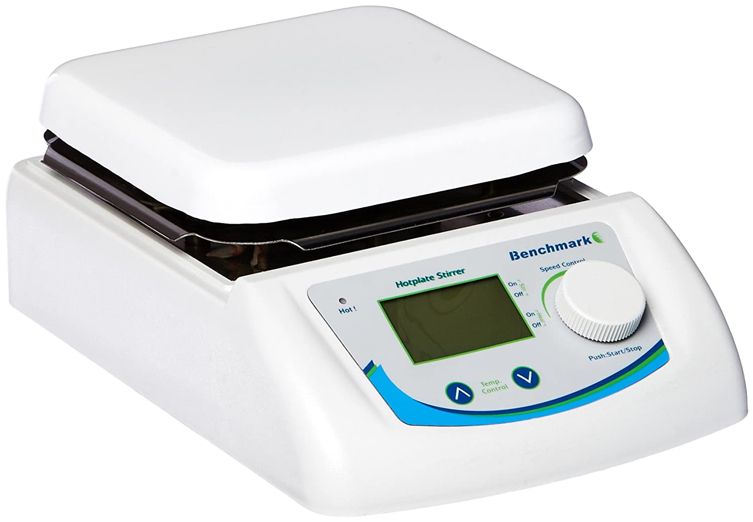 Amazon.com: Benchmark Scientific h3760-hs hotplate Digital y ...