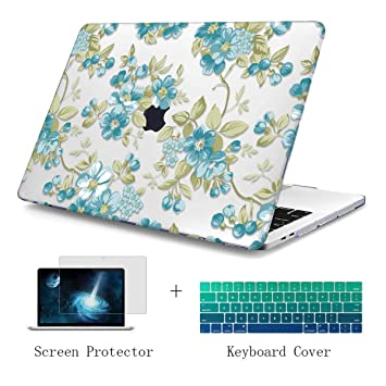 Amazon.com: Cisoo - Carcasa rígida para MacBook Air 11 13 ...