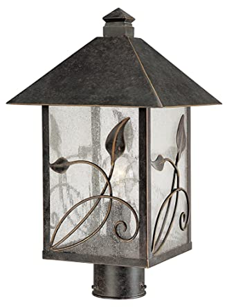 french outdoor lighting. french garden collection 17u0026quot high outdoor post light lighting
