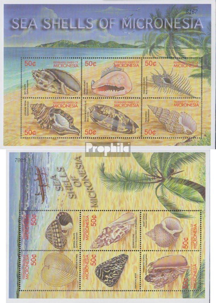 Prophila Collection Mikronesien Michel.-No..: 1210-1221Klb 2 ...