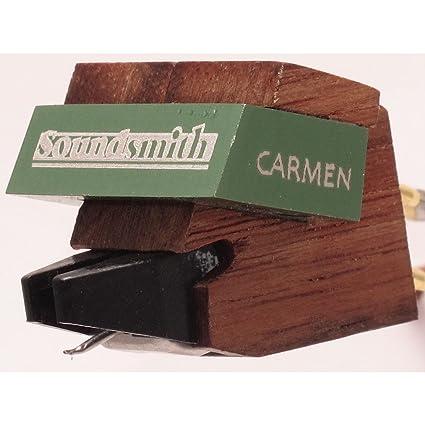 Amazon.com: soundsmith – Carmen – high-output Phono tinta ...