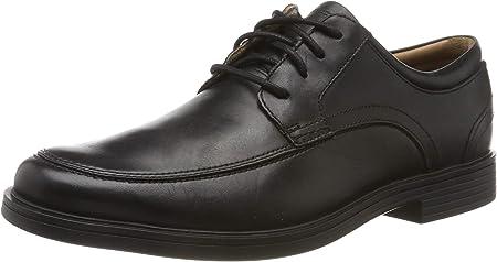 Clarks Un Aldric Park, Zapatos de Cordones Derby para Hombre