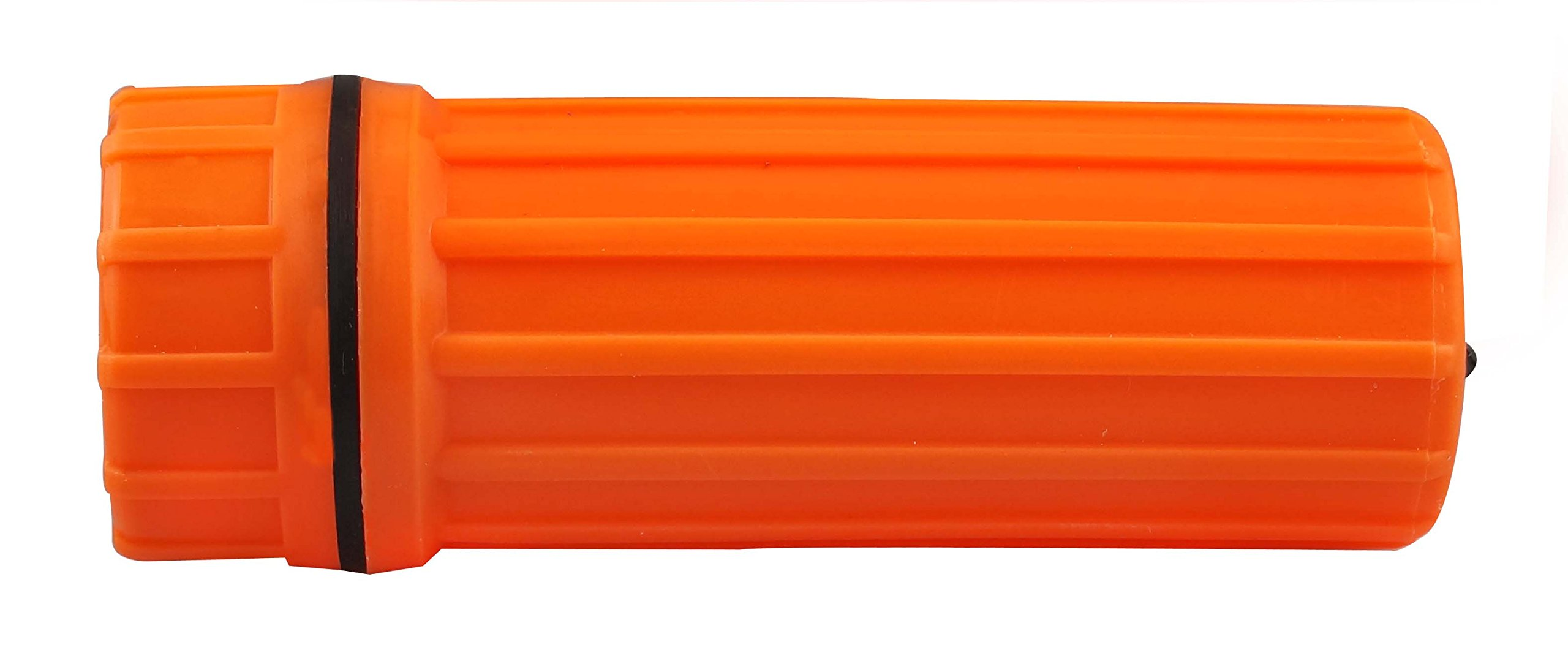SE CCH6-1 3-IN-1 Orange Waterproof Match Storage Box