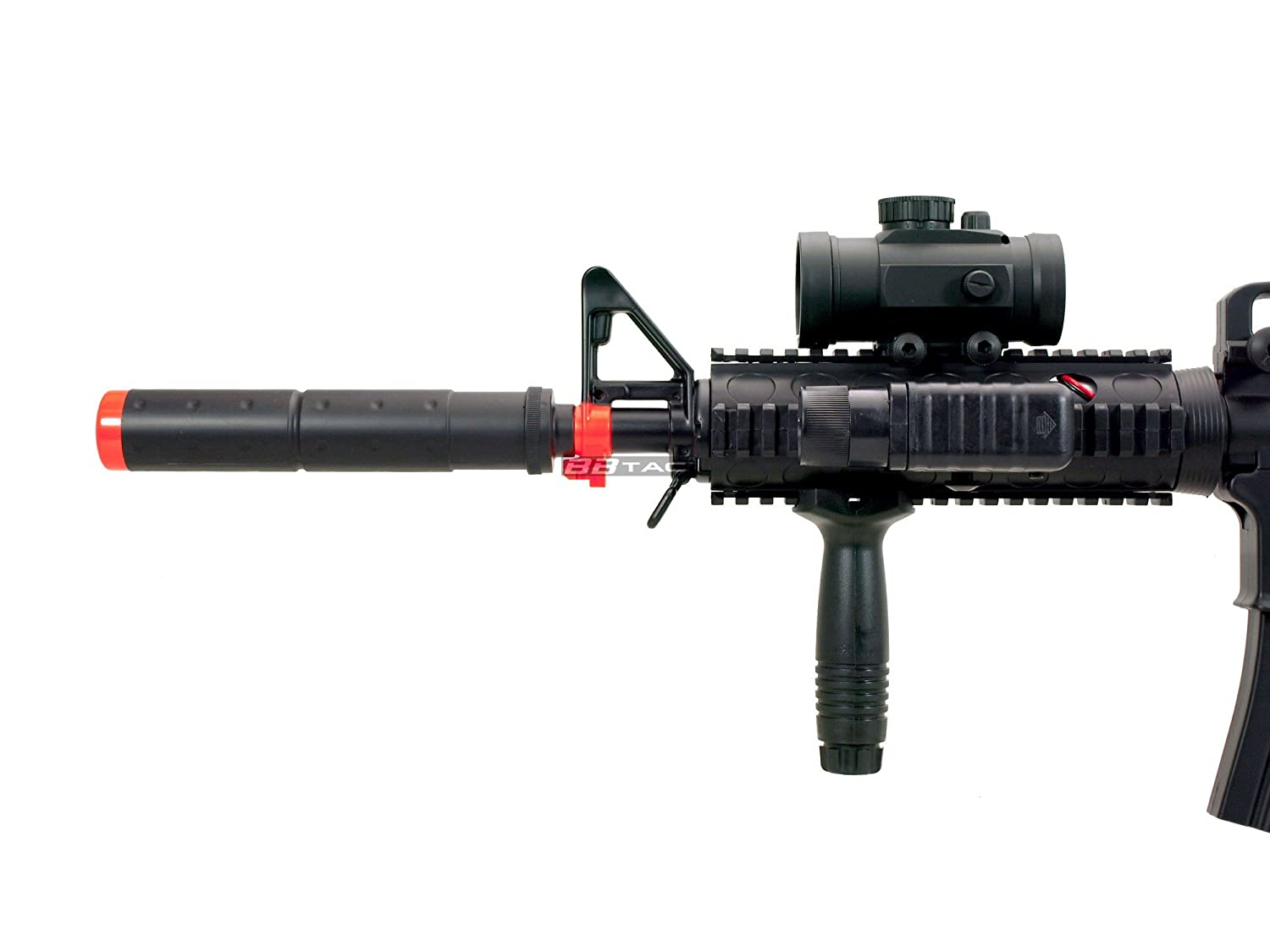 amazon com bbtac m83 full auto electric power airsoft gun lpeg