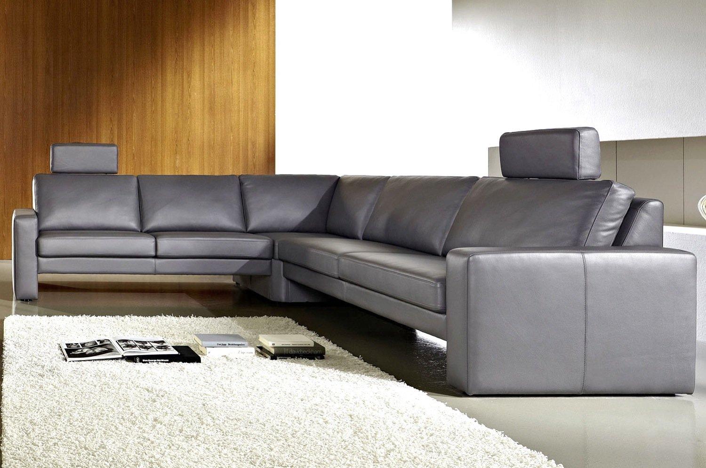 """Anspruchsvoll Leder Sofa Garnitur Referenz Von Couch Sofagarnitur Ecksofa """"milano V2"""" Eckcouch Wohnlandschaft"""