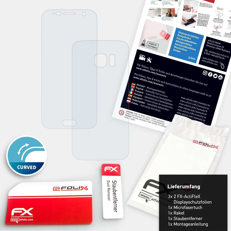 Tablet & Ebook-zubehör Atfolix 3x Folie Für Huawei Honor 8x Schutzfolie Fx-actiflex Displayschutzfolie