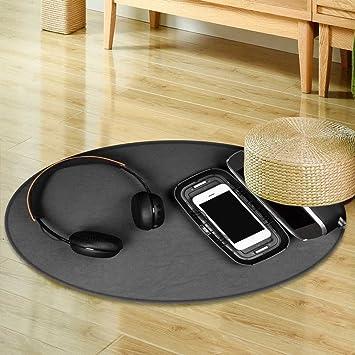 Amazon Com Small Round Rug Carpet Virtual Reality Headset Door Mat