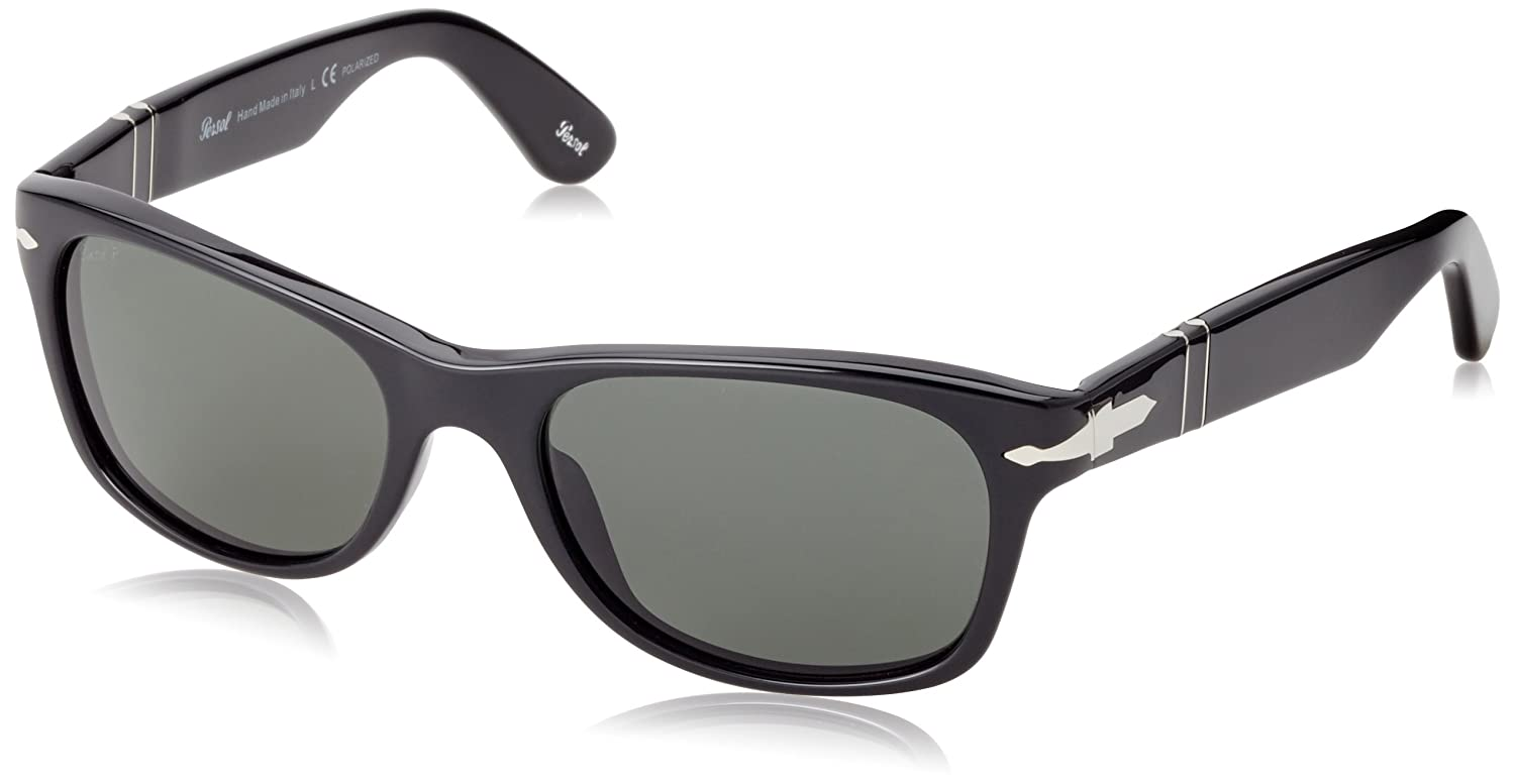 co Persol Black SunglassesAmazon Po ukClothing Polarized 2953s 9558 eYEDI29WH