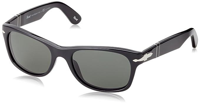 37f979a1d94d Persol PO 2953S Black 95/58 Polarized Sunglasses: Amazon.co.uk: Clothing
