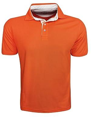 Blue Collar Golf- Pique Polo