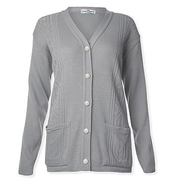 1252d7759 Kirkwood Of Scotland® Merry Gold Cardigan  Amazon.co.uk  Clothing