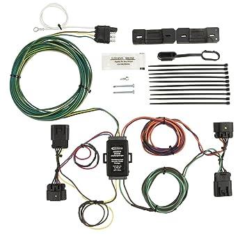 Hopkins 56103 Plug-in einfach geschleppt Fahrzeug Verkabelung Kit ...