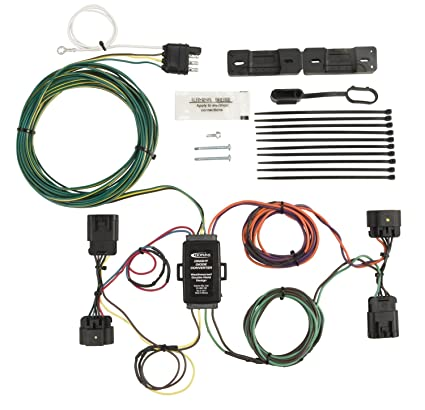 71mw8ktYF0L._SX425_ amazon com hopkins 56103 plug in simple towed vehicle wiring kit