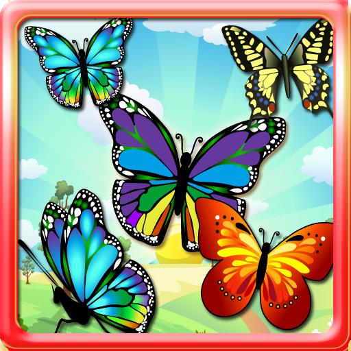 Butterfly Bubble Shooter (Bubble Butterfly)