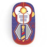 Jelly Comb 2.4G Slim Wireless Mouse with Nano
