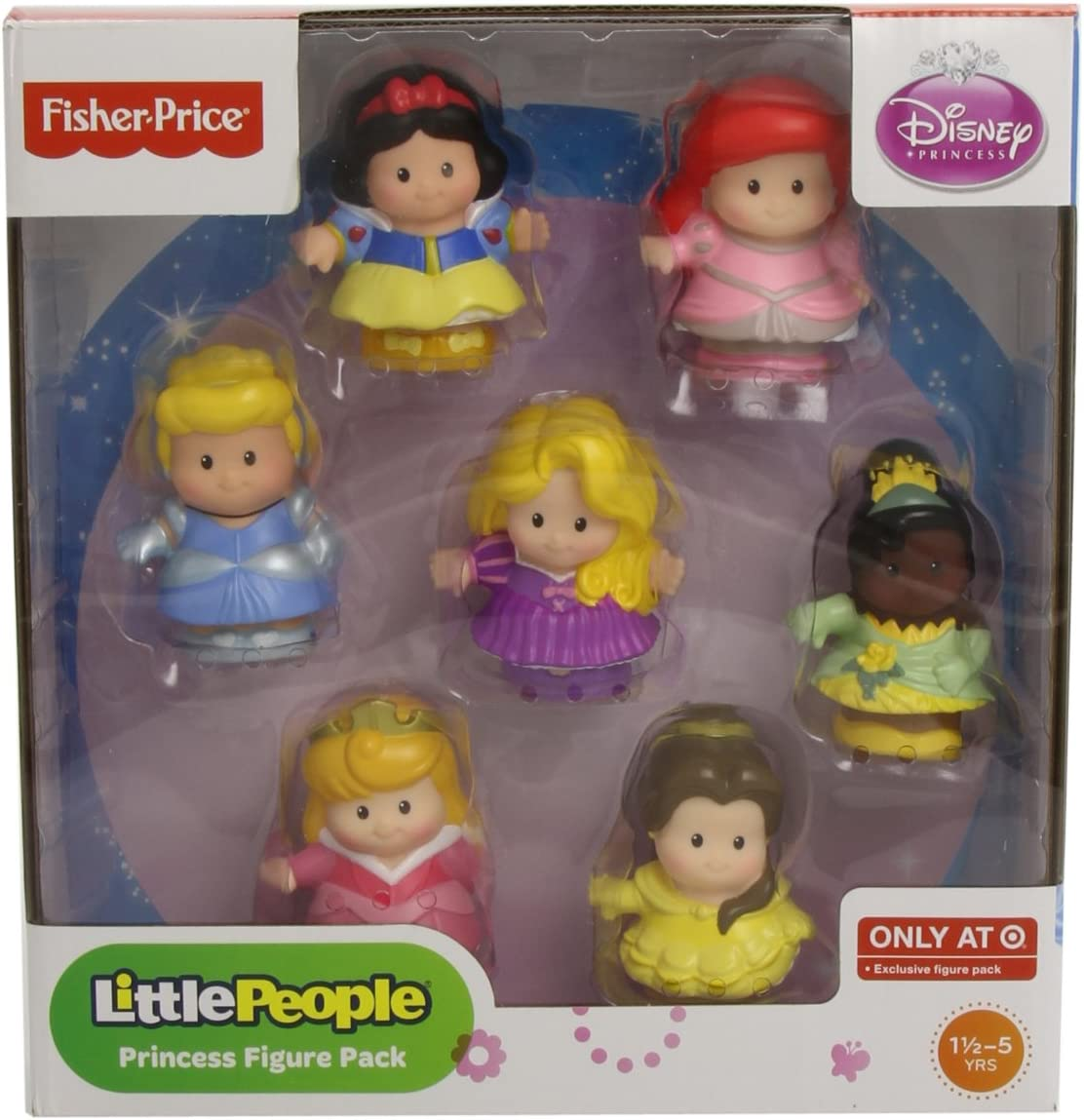 Amazon.es: Little People Fisher Price Princesas Disney - Pack de ...