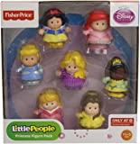 Little People Exclusive Princess Figure Pack