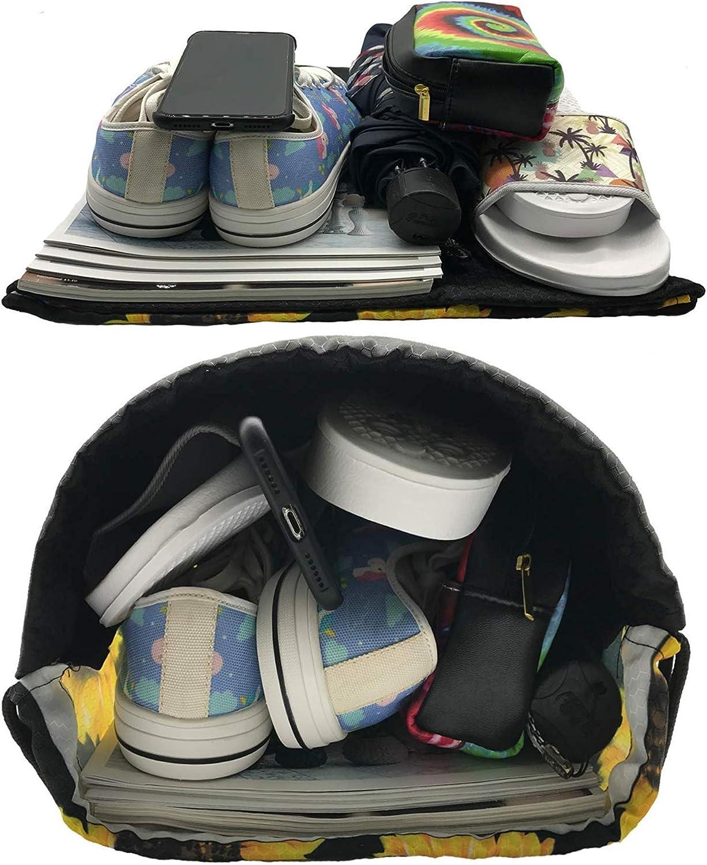 Cute Sea Otter Ocean Mom Drawstring Bag Stylish Cute Print Lightweight Sackpack Sport Gym Bundle Backpack Theme Novelty Outdoor Classic