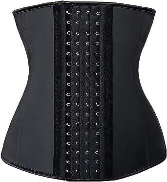 waist training corset amazon