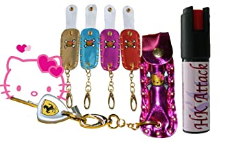 Amazon Com Hk Pepper Spray Stylish Designer Hello Kitty