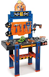 Phenomenal Smoby 360600 Bob The Builder Work Bench Amazon Co Uk Toys Gmtry Best Dining Table And Chair Ideas Images Gmtryco