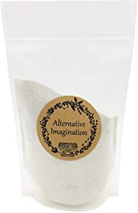 Alternative Imagination Fine Colored Sand, White, 1 Pound