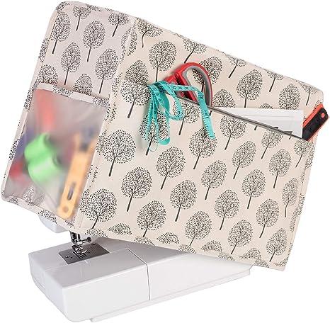 SEWING MACHINE STORAGE BAG /'Chevron/' Design Fabric Bag SUPER QUALITY