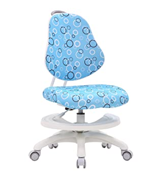 Kids Desk Chair, Big Baby Mid Back Adjustable Home Office Chair, Student  Ergonomic Armless