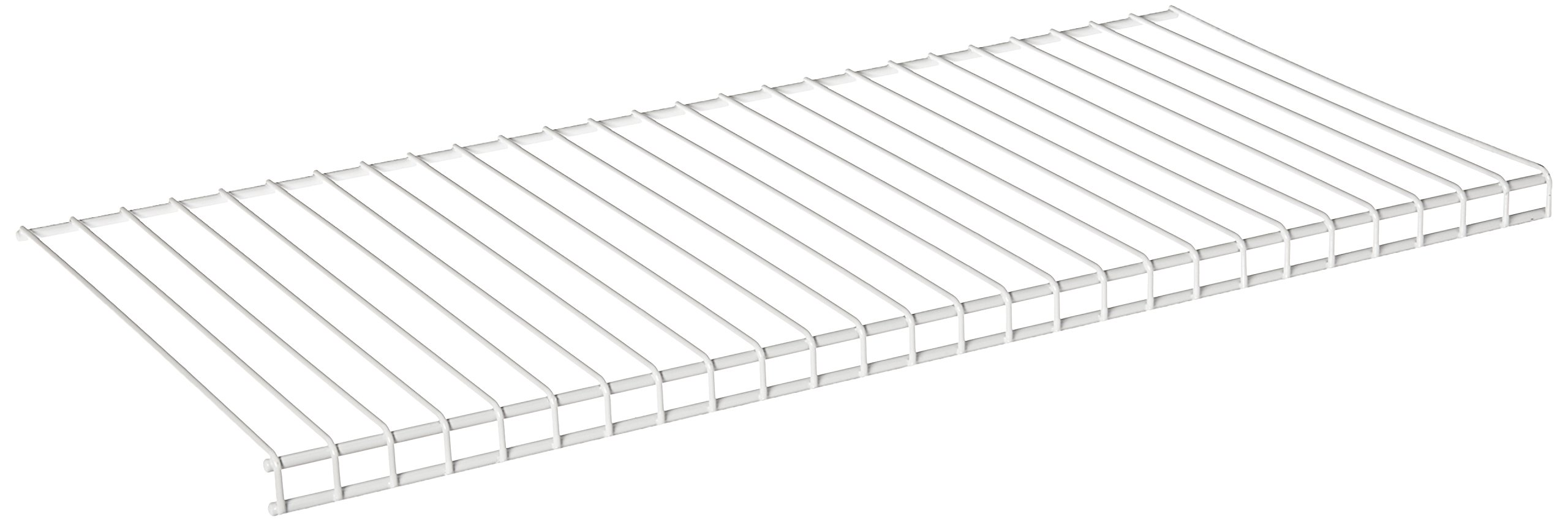 Rubbermaid FG3H9100WHT Configurations 26'' Shelving Kit - White by Rubbermaid