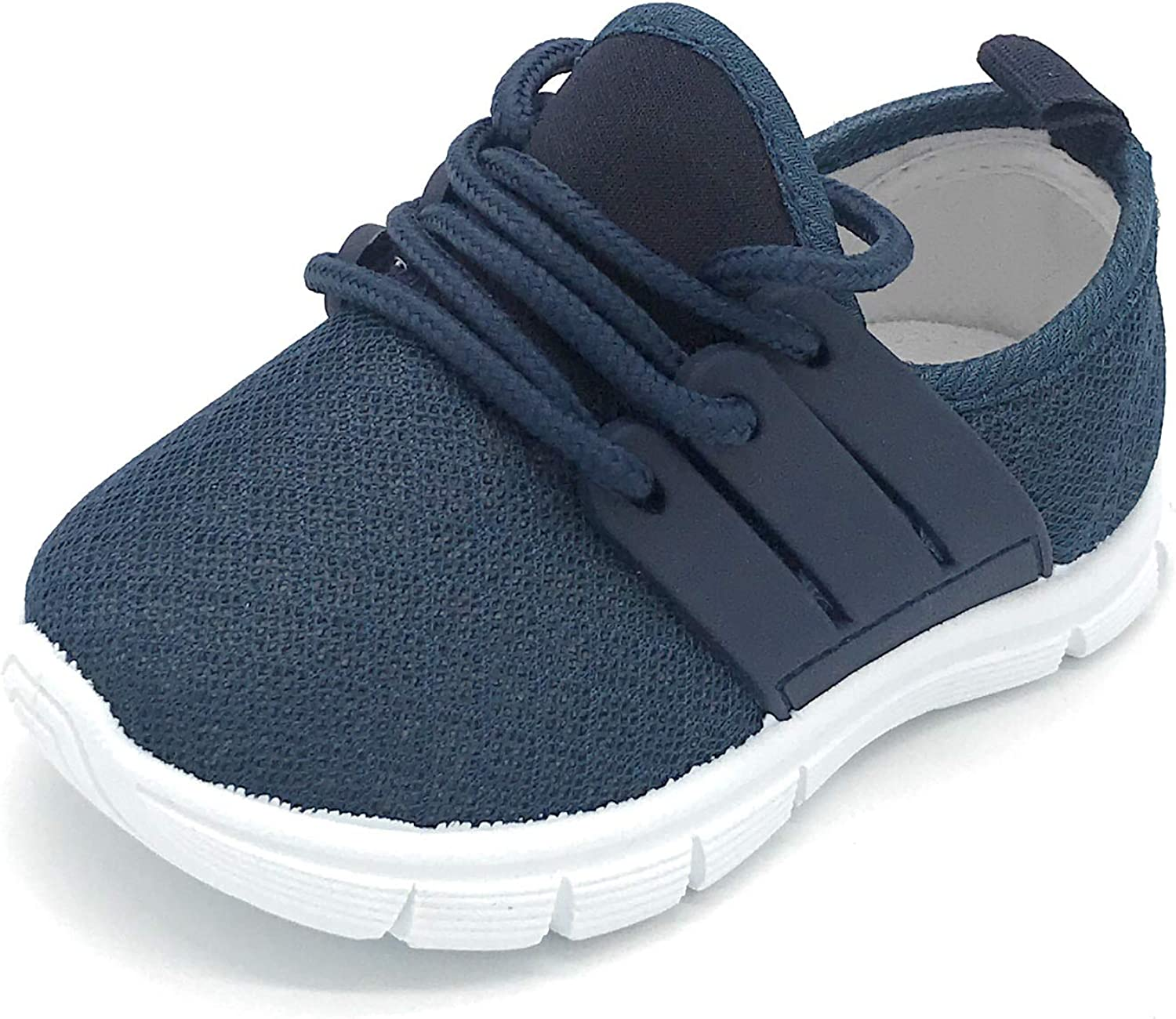 Blue Berry Baby's Boy's Girl's Casual Light Weight Breathable Strap Sneakers Running Shoe