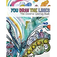 You Draw The Lines: The Inverse Coloring Book