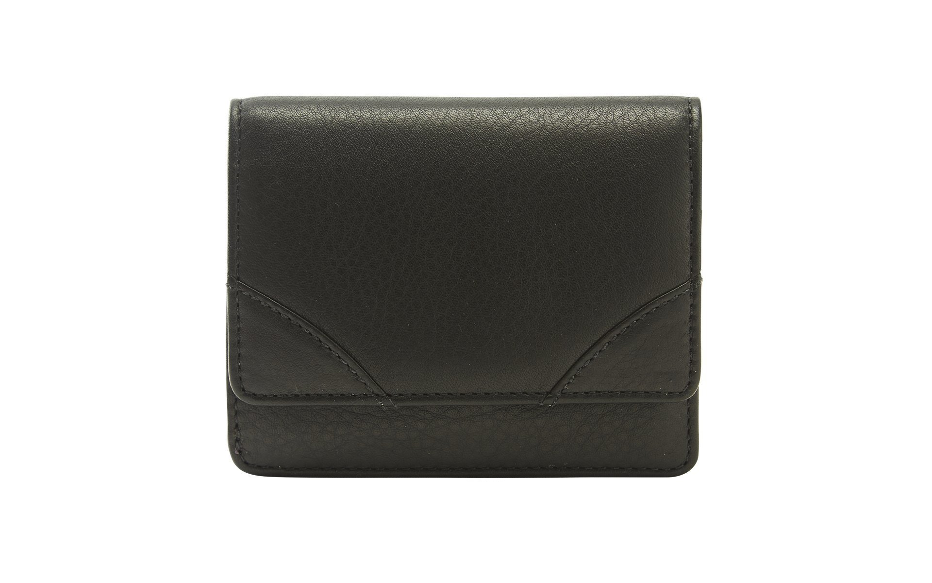Tusk Donington Gold French Gusseted Wallet CD-435 Wallet,Black,One Size