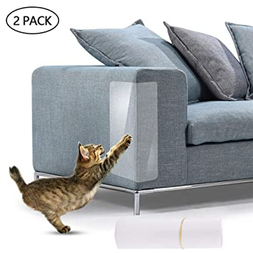 Cat Scratching Guard Tape Leegoal 2 Pcs Clear Heavy Duty Pet Couch