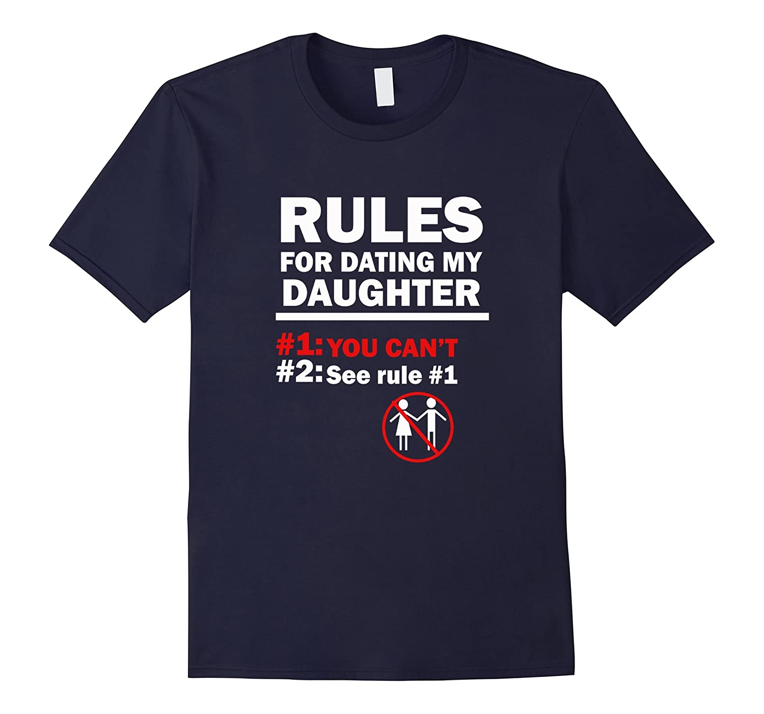 rules for dating my daughter funny