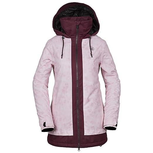 Amazon.com: Volcom Westland Insulated Snow Jacket - Chaqueta ...