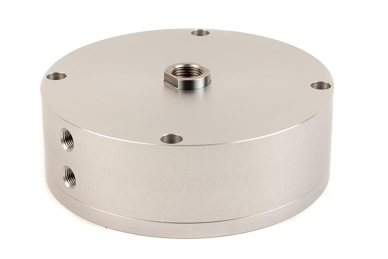 Fabco-Air AB-1221-X Original Pancake Cylinder, Double Acting, Maximum Pressure of 250 PSI, 4' Bore Diameter x 1/4' Stroke 4 Bore Diameter x 1/4 Stroke FAB   AB-1221-X