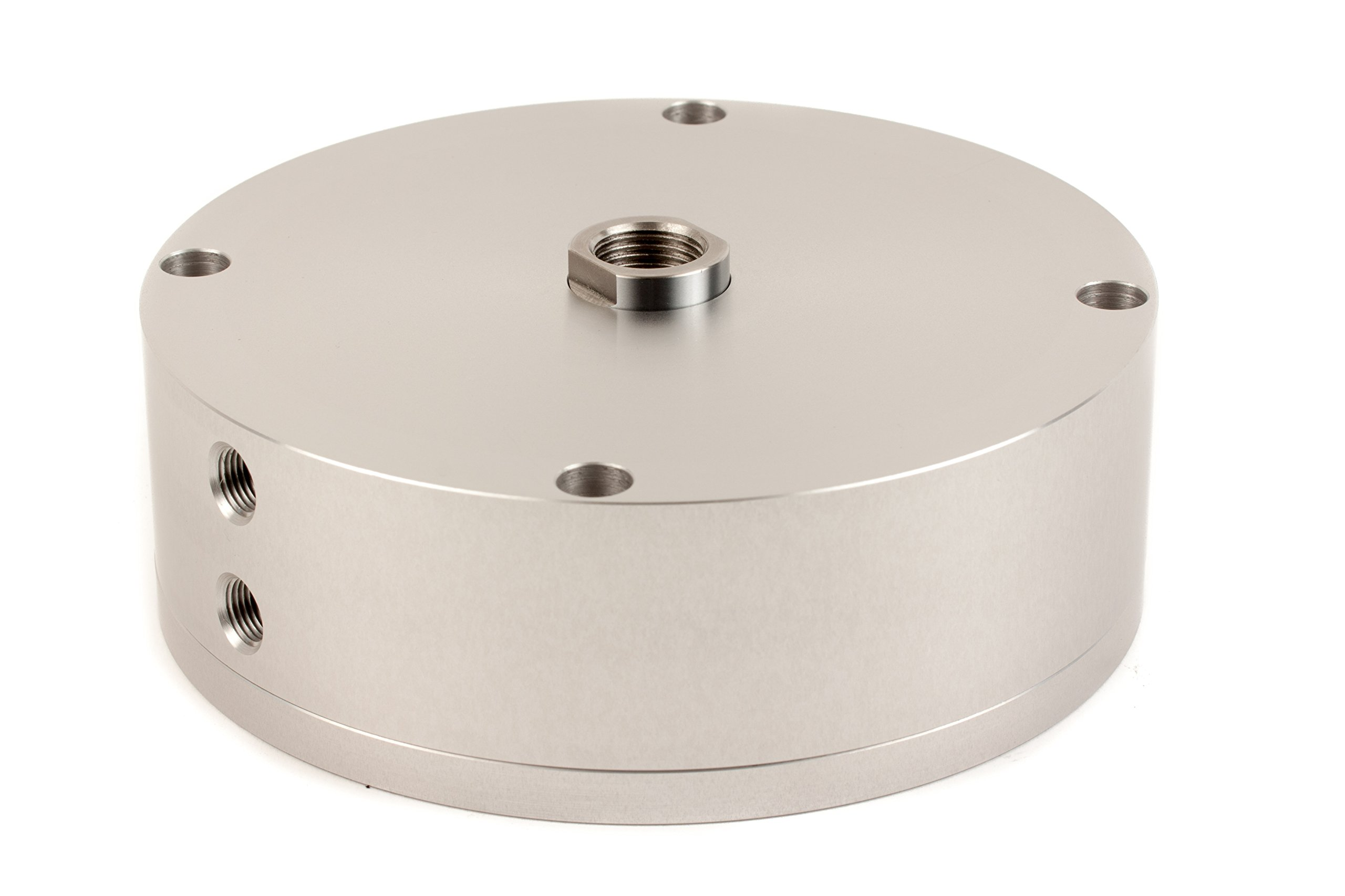 Fabco-Air AB-1221-X Original Pancake Cylinder, Double Acting, Maximum Pressure of 250 PSI, 4'' Bore Diameter x 1/4'' Stroke