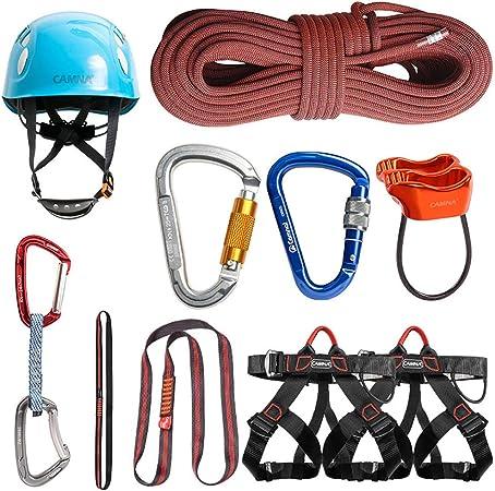 HANG Juego de Escalada Montañismo al Aire Libre Cuerda Cuesta ...