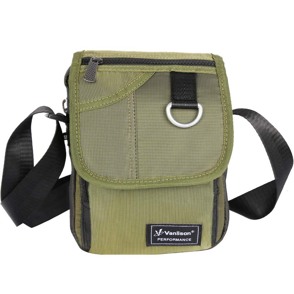 Vanlison Crossbody Small Shoulder Bag Messenger