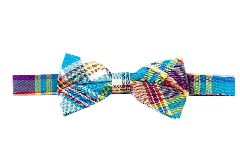 Charlottesville Cerulean Bow Tie