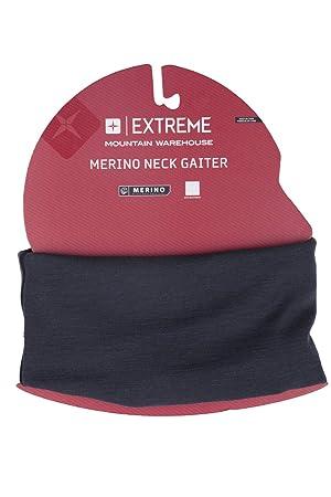 37339cc9e72 Mountain Warehouse Merino Neck Gaiter - Unisex
