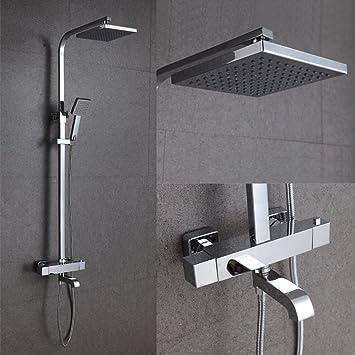 Sistema Set Barra Ducha, bonade® Juego columna ducha completo con ...