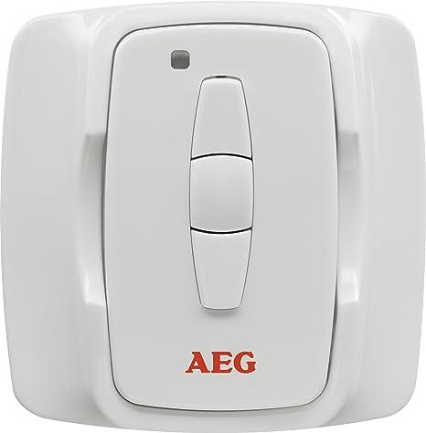AEG IR Funk W Accesorio para calefacción central Blanco