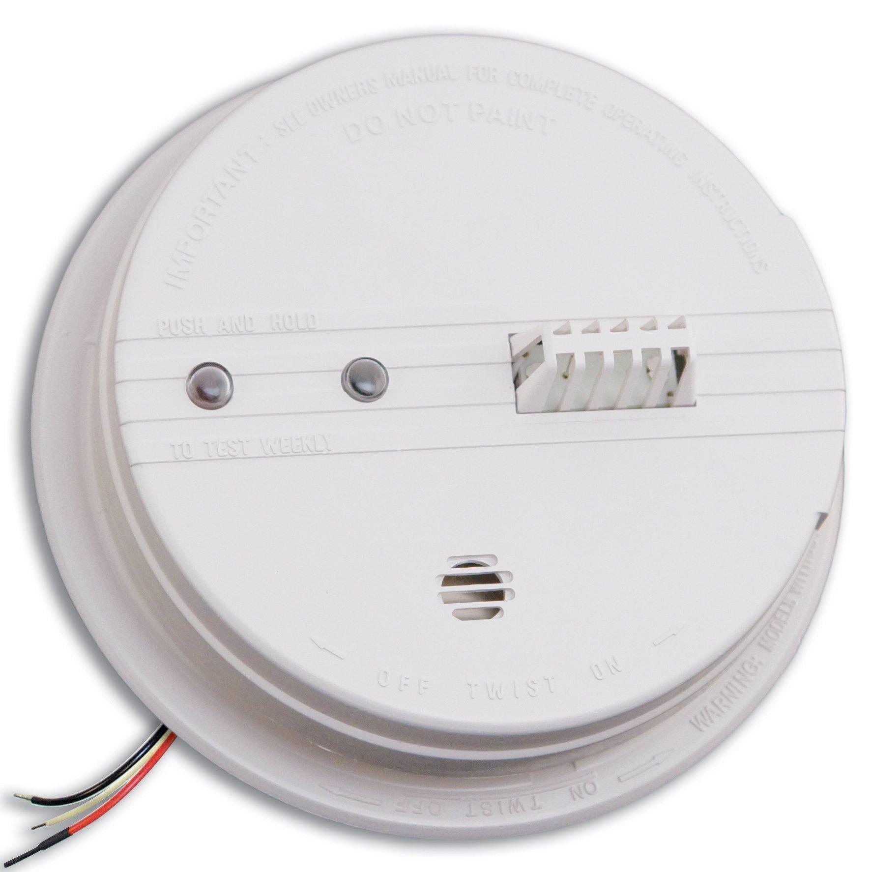 Kidde HD135F Fyrnetics Hardwire Heat Detector with Battery Backup product  image