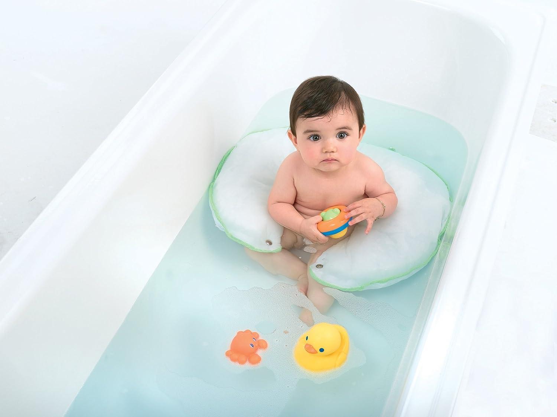 Amazon.com: Delta Baby Comfy Bath with Adaptable Bath Cushion ...