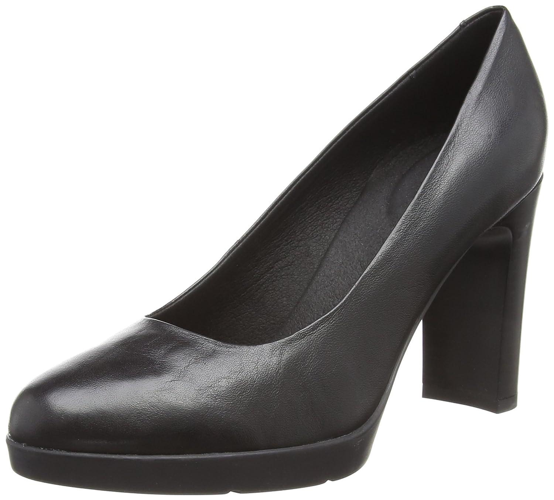 TALLA 38.5 EU. Geox D Annya High A, Zapatos de Tacón para Mujer