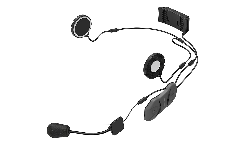 Sena 10R-01 Casque Bluetooth et Intercom Discret pour Moto avec Handlebar Remote non-compris