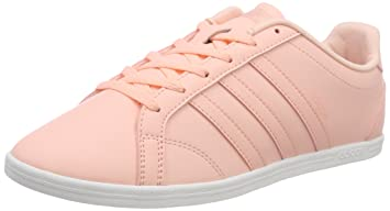 37a2c4ad785 adidas VS Coneo QT W Chaussures de Sport pour Femmes Rose Pointure 40 2 3