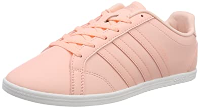 adidas COURTSET W - Zapatillas deportivas para Mujer, Negro - (NEGBAS/FTWBLA/PLAMAT) 38