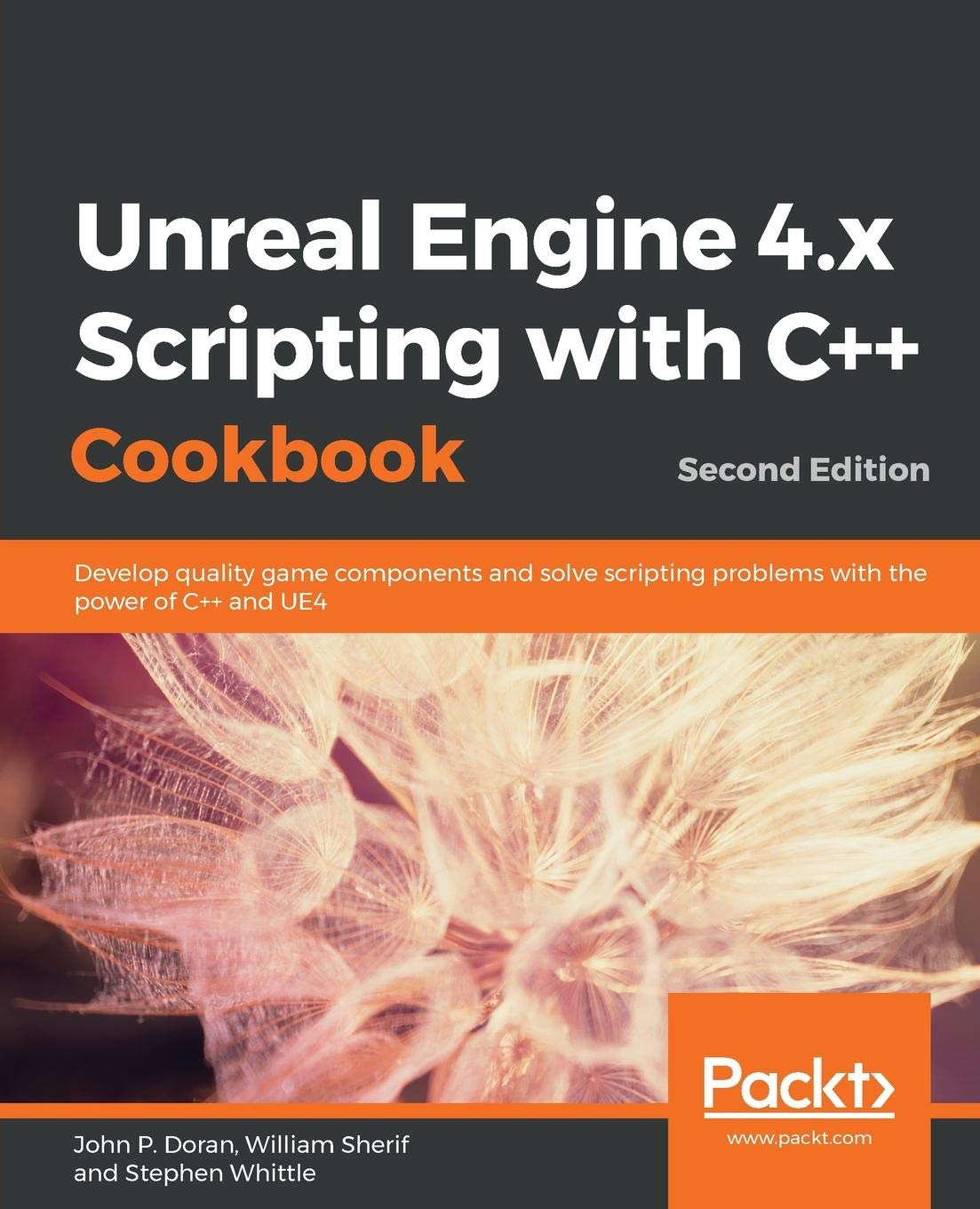 Amazon com: Unreal Engine 4 x Scripting with C++ Cookbook